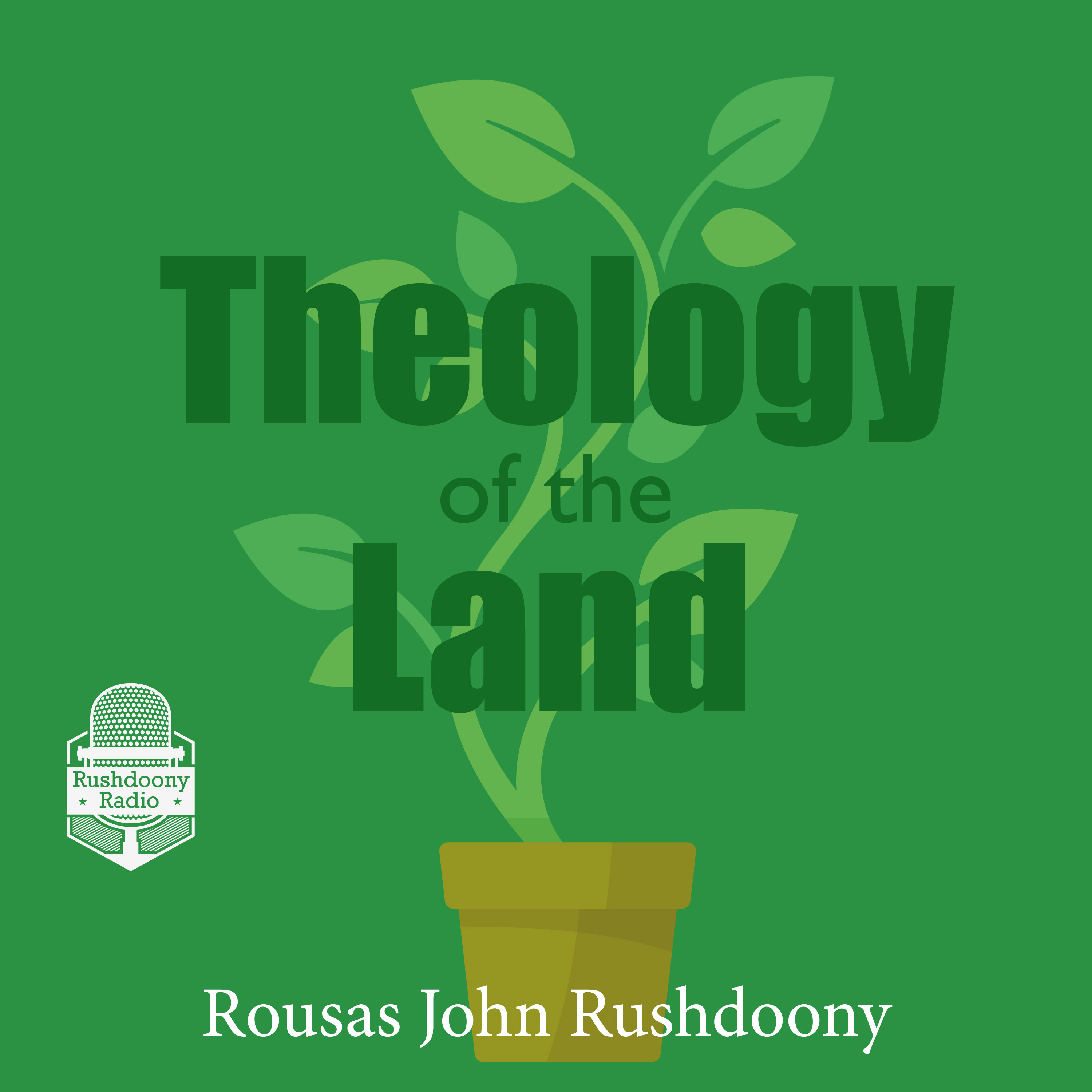 Theology of the Land